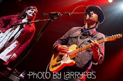 Crónica concierto Chuck Prophet Bilbao mayo 2012 por Larrypas