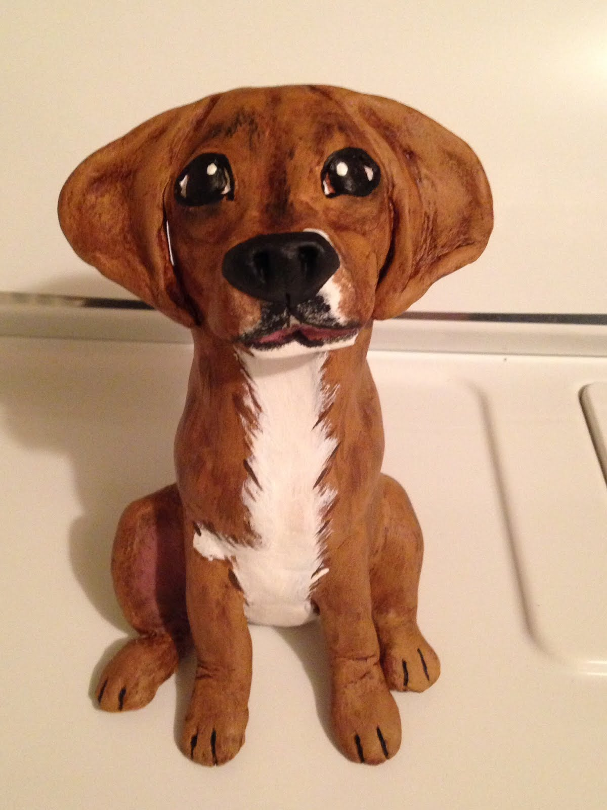 Custom Dog Sculptures