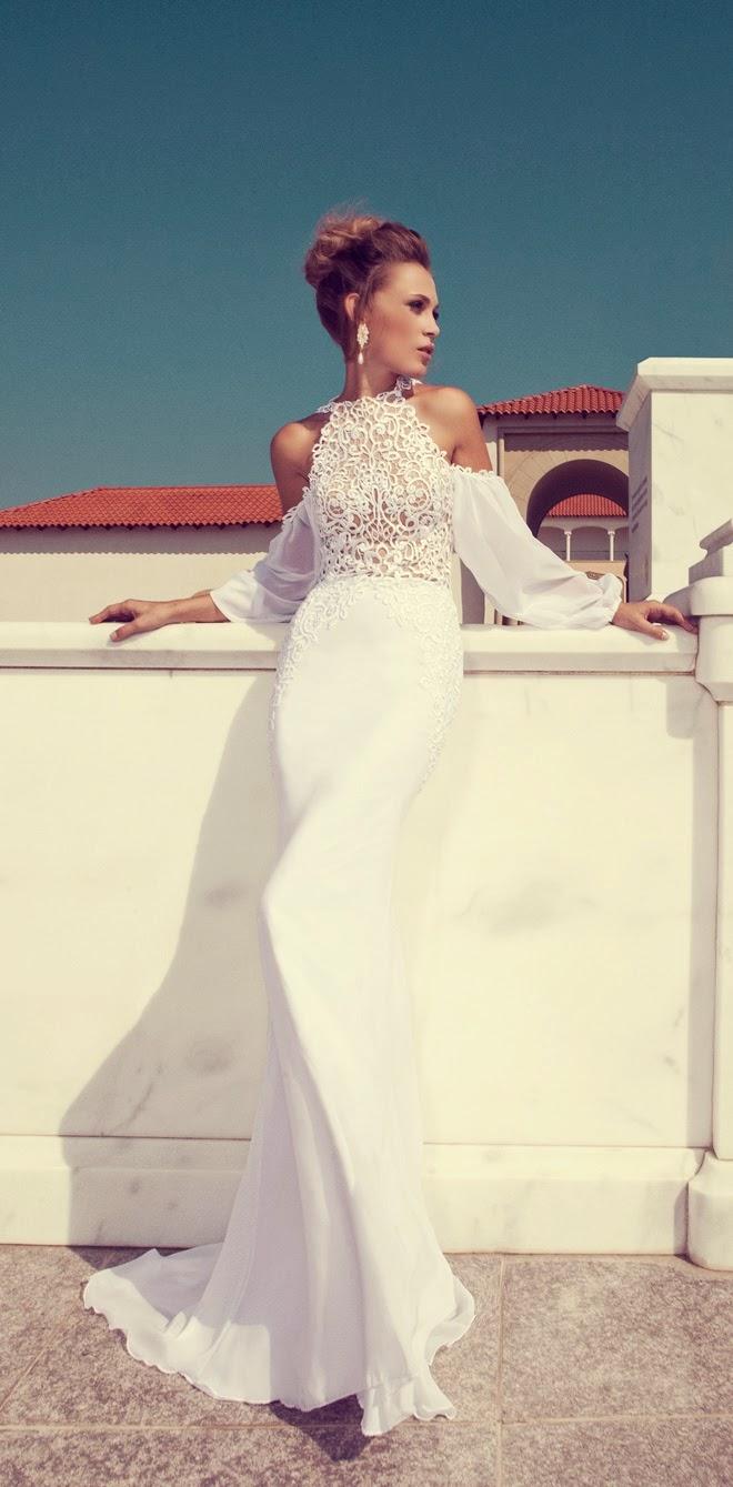 Vestidos de novia muy lindos