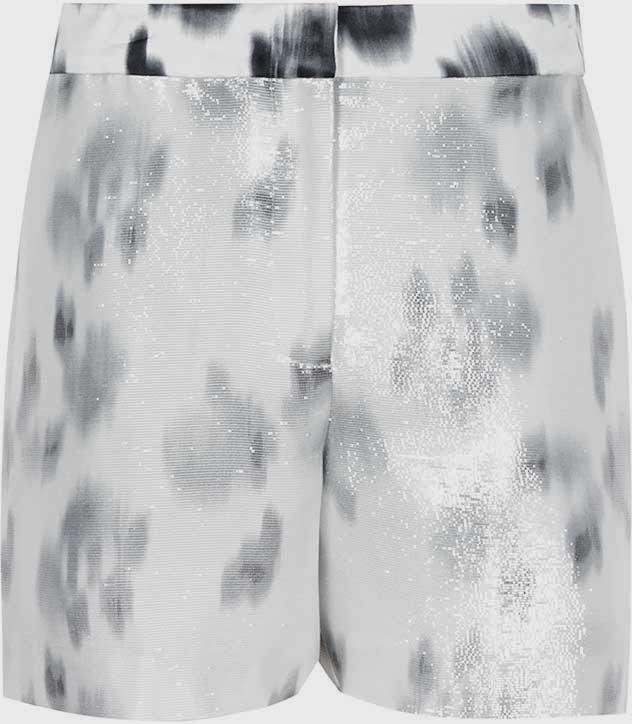 reiss print shorts