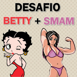Desafio Betty + SMAM (12 semanas)