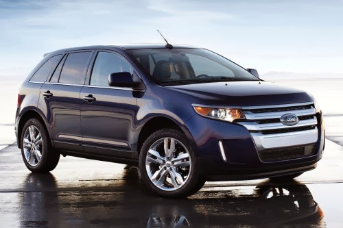 2014 Ford Edge Limited Owners Manual