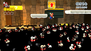 super mario 3d world screen 3 E3 2013   Super Mario 3D World (Wii U)   Logo, Concept Art, Screenshots, & Trailer