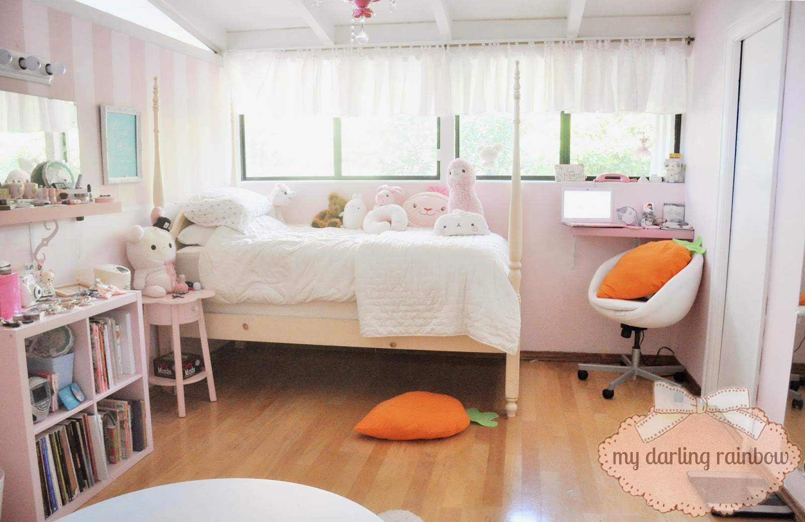My Darling Rainbow Updated Room Tour