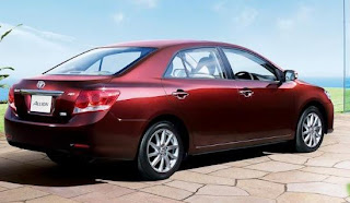 2012 New Toyota Allion