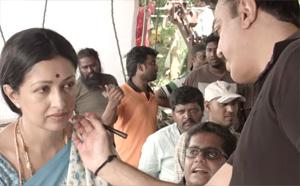Making of Papanasam | Kamal Haasan | Gautami | Jeethu Joseph | Ghibran