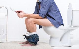 Poopductive Jejaring Sosial Khusus di Toilet