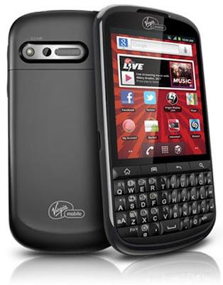 Virgin Mobile ZTE Venture
