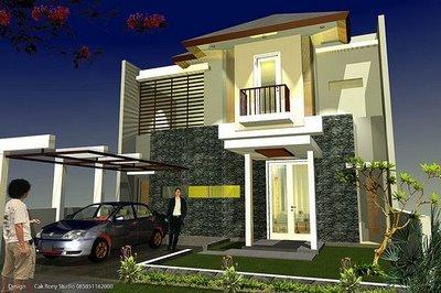 rumah minimalis : jasa desain arsitek surabaya   design