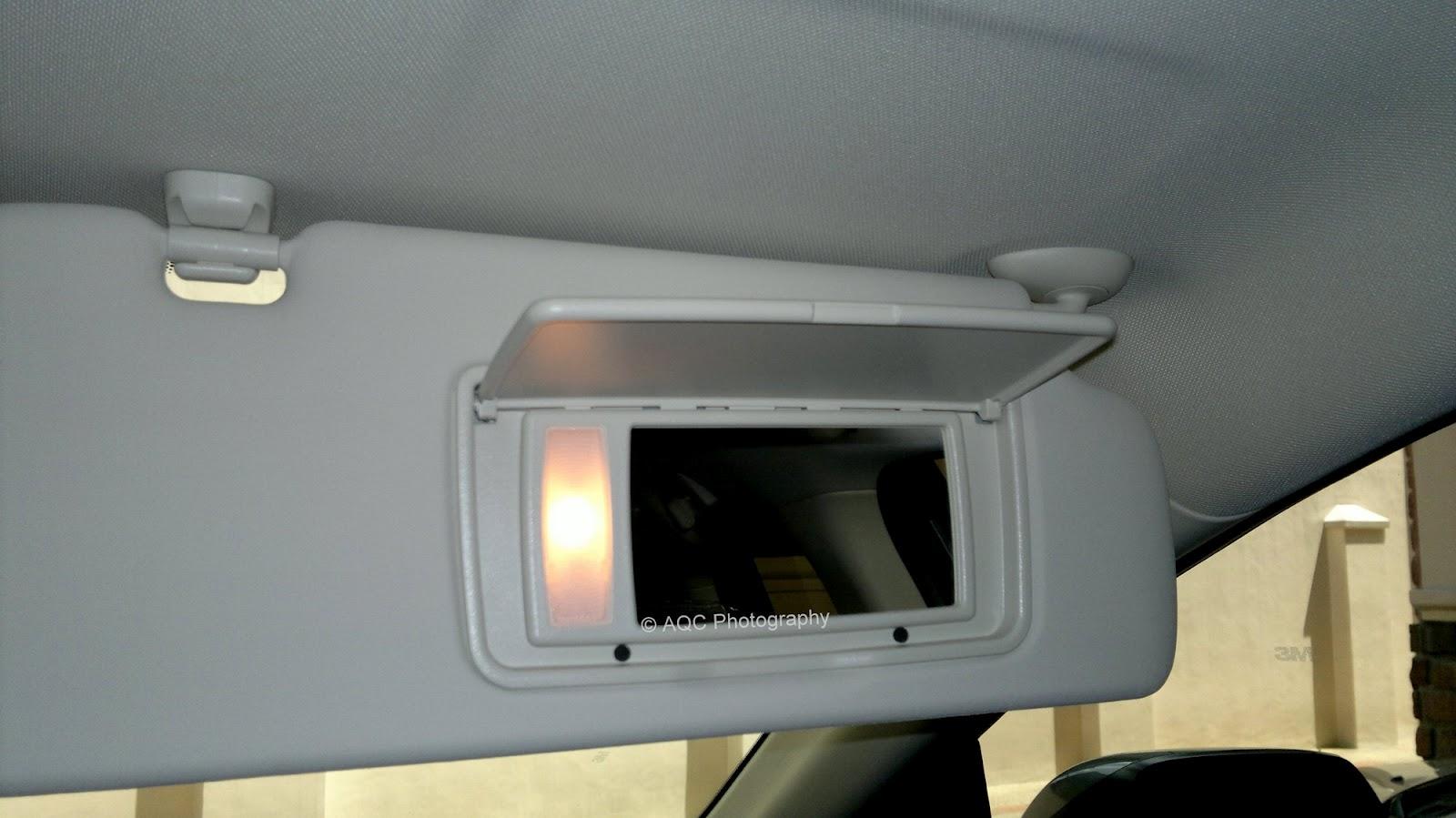 Vanity Mirror With Lights Ph : Honda CRV 2012 Manila - Interior and Exterior Photos ~ Cheftonio's Blog
