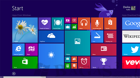 Windows 8.1 Pro Preview 3