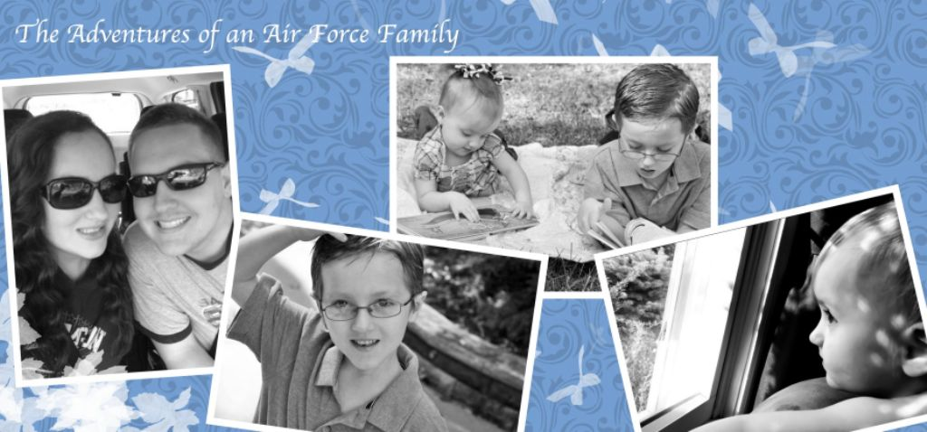 The Adventures of an Air Force Family
