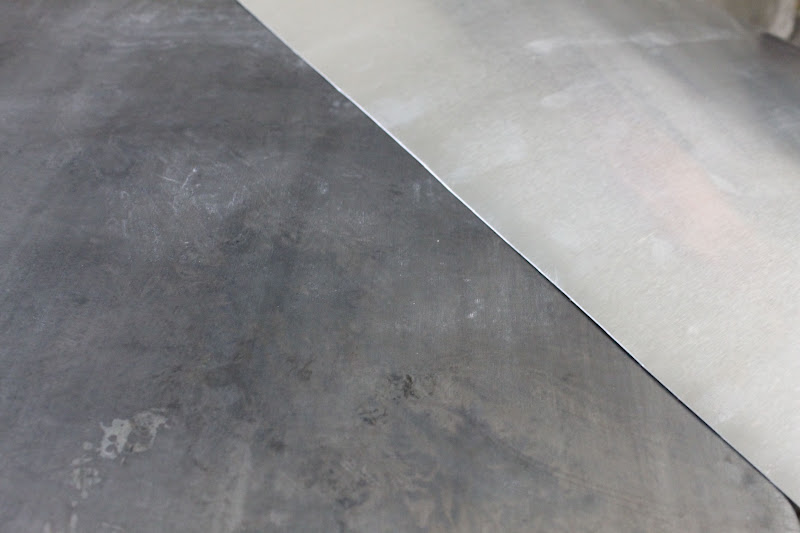 metal table top texture. i just realized that didn\u0027t ever post on how we aged our zinc table top (see the topping a with here) metal texture l