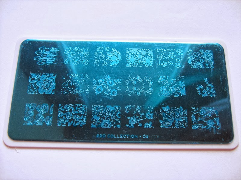 moyou nail stamping plate
