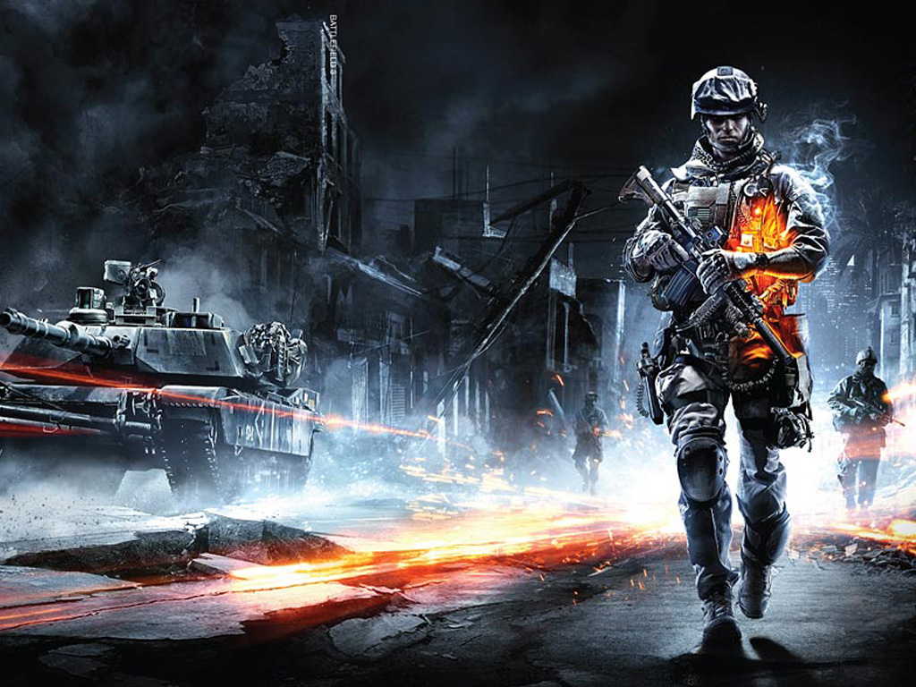 battlefield 3 pc wallpapers - photo #11