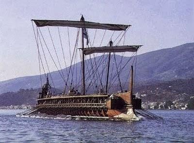 Τα είδη των πλοίων στην Αρχαία Ελλάδα! ΚΩΠΗΛΑΤΑ ΙΣΤΙΟΦΟΡΑ ΔΙΗΡΗΣ ΤΡΙΗΡΗΣ