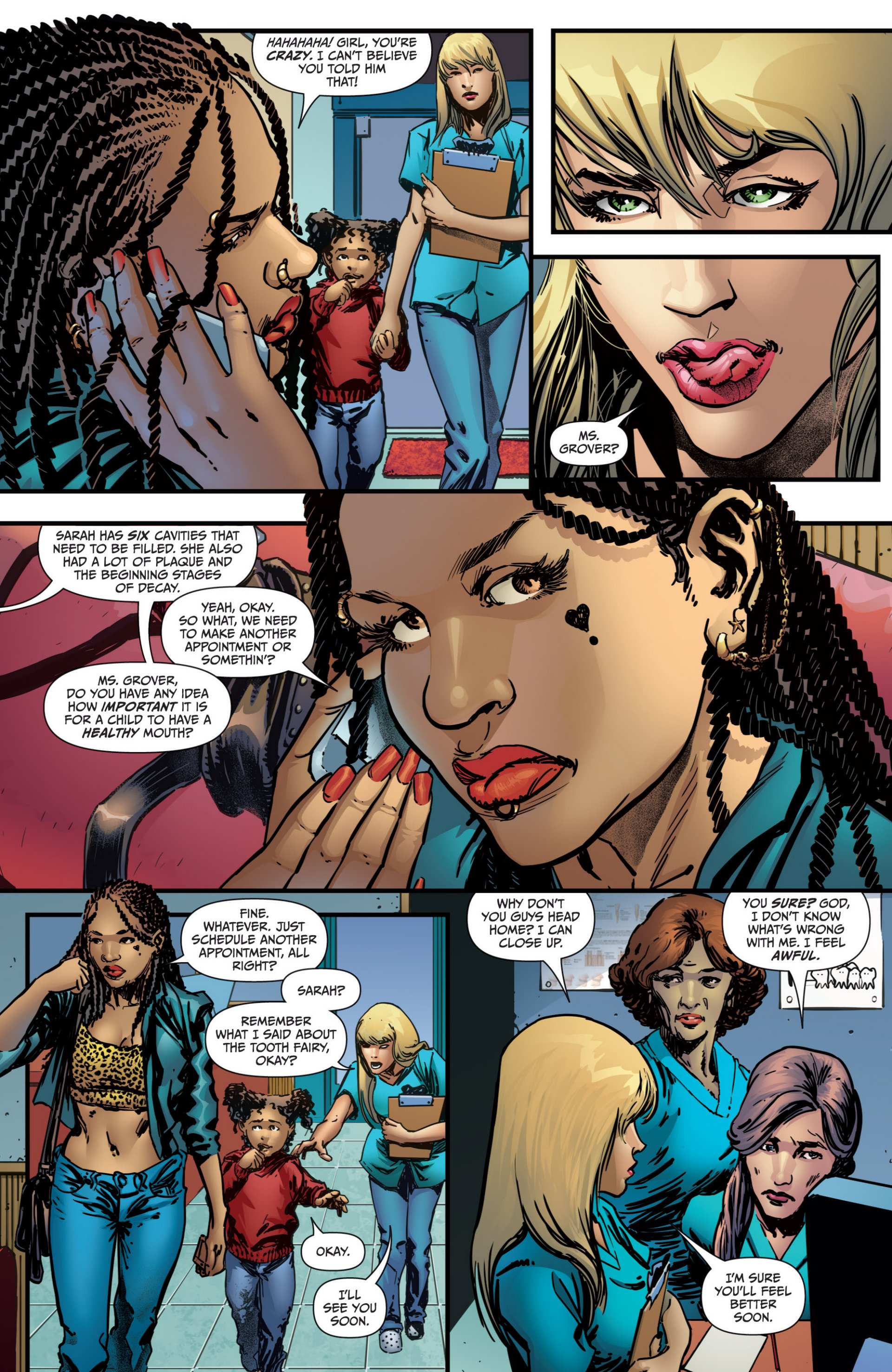 Grimm Fairy Tales (2005) Issue #97 #100 - English 5