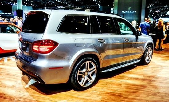 2017 Mercedes Benz Gl Redesign Car Drive And Feature