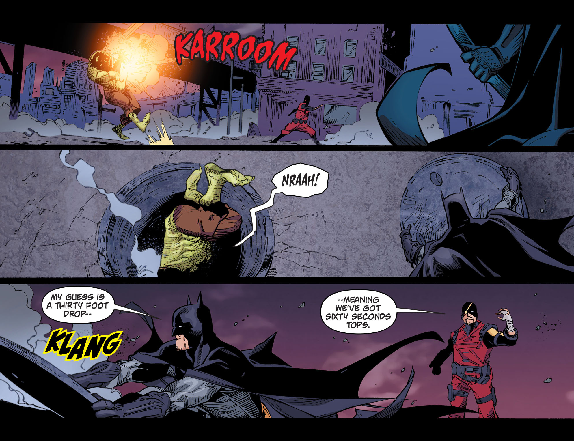 Batman: Arkham Knight [I] Issue #23 #25 - English 20