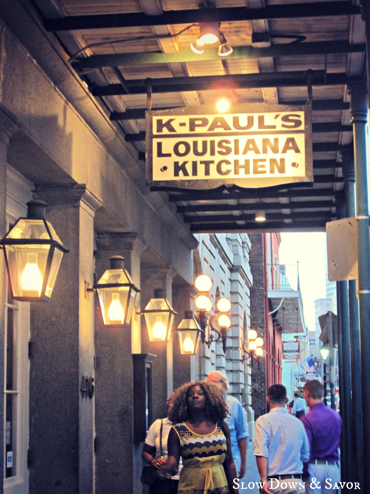 k-paul's louisiana kitchen - new orleans: the first installment
