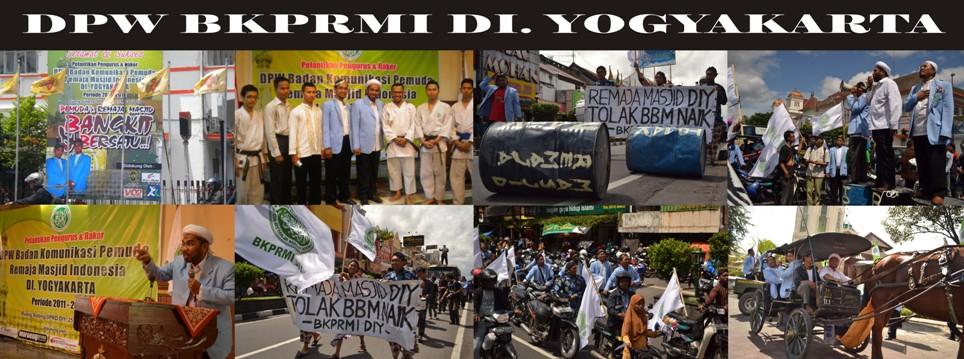 BKPRMI D.I. Yogyakarta