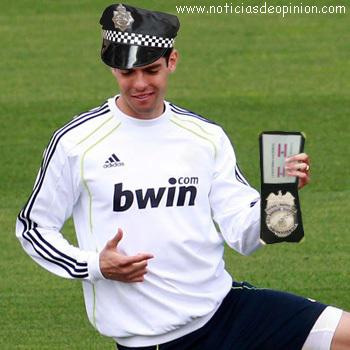 fotos divertidas de Kaká photoshop