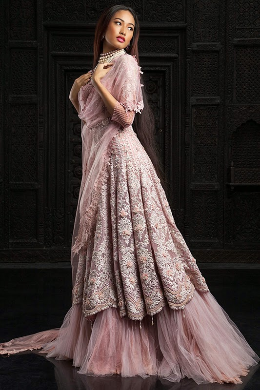 Simple Indian Wedding Dresses 45 Vintage Elegant Indian Bridal Lehenga