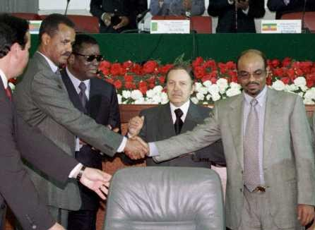 Algiers Peace Agreement 12 Years Of Shame Madote