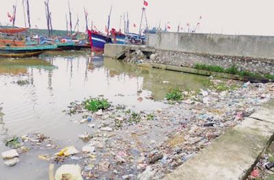 Ô nhiễm môi trường kinh hoàng ở Diễn Ngọc