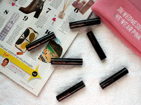 Makeup Revolution Liphugs ♡