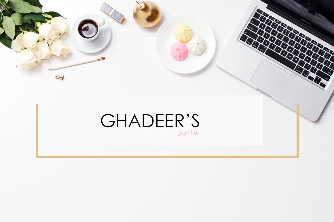ghadeer's