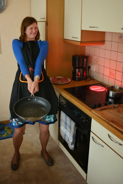 Kristel cooking pan