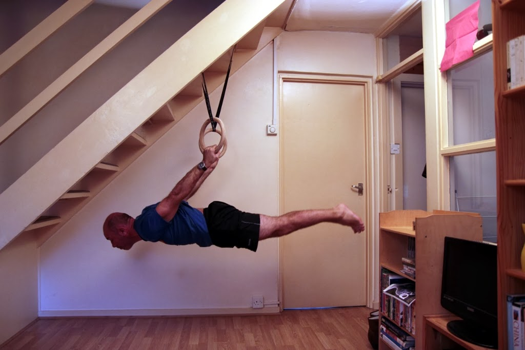 Lever Lifts Exercise : Start bodyweight training back levers