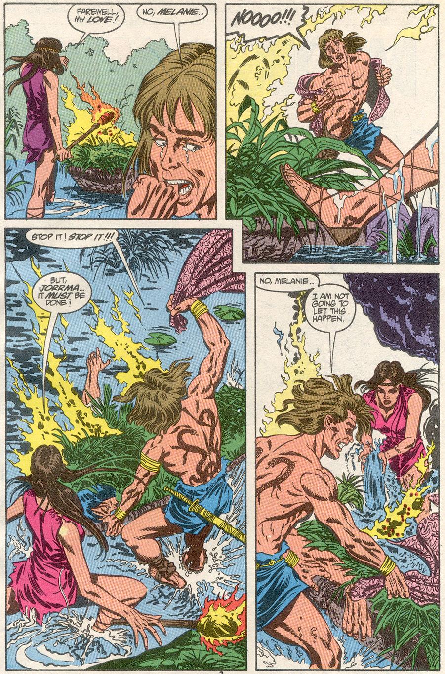 Conan the Barbarian (1970) Issue #239 #251 - English 3