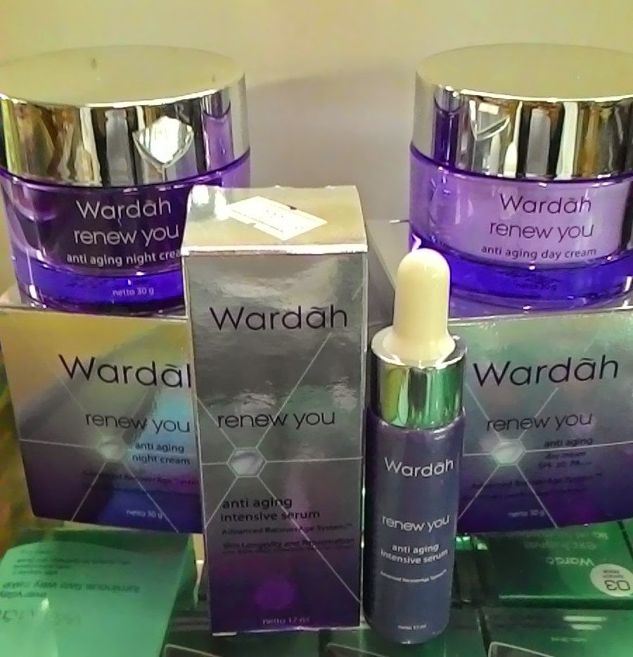 Wardah Kosmetik Eau De Toilette 35ml