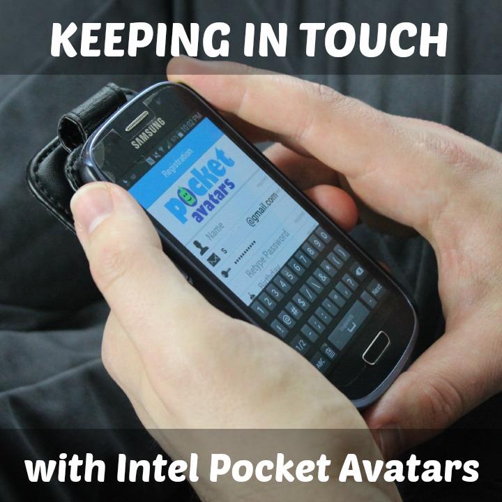 Intel Pocket Avatars app #CollectiveBias #GetPocketAvatars