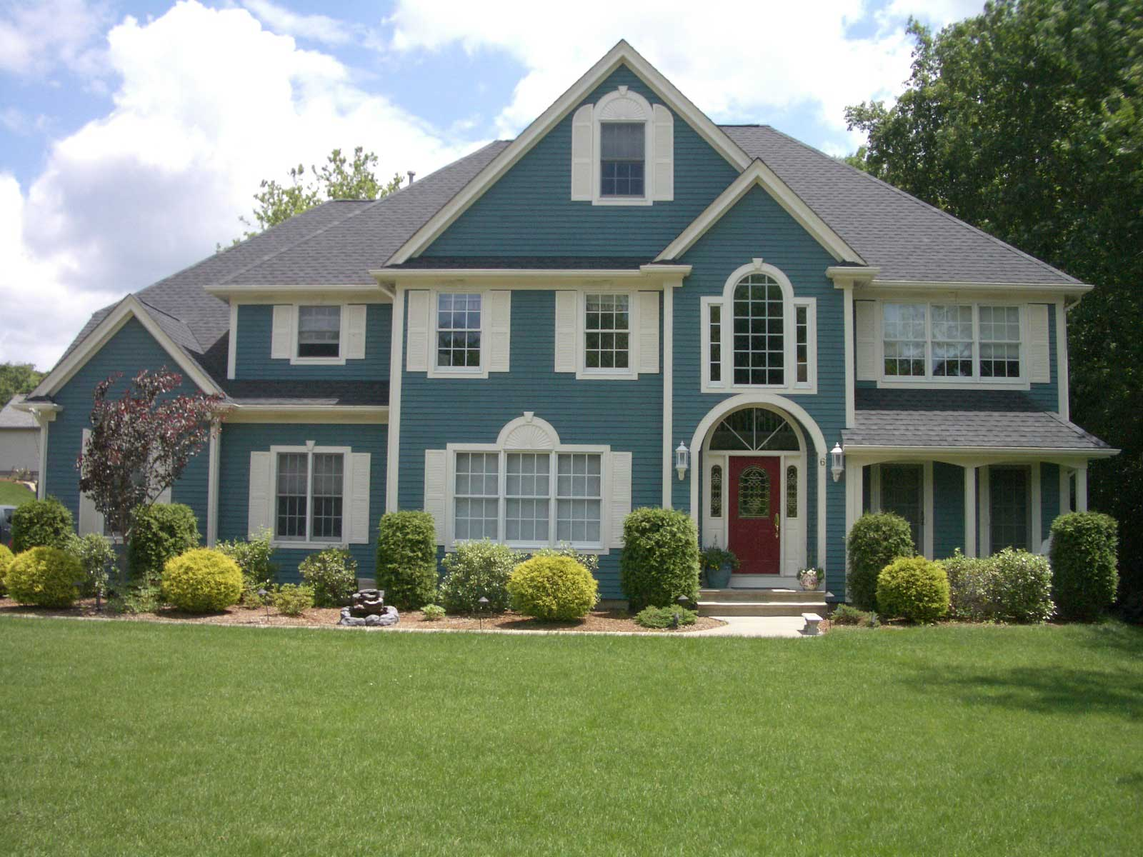 Outstanding Blue Exterior House Paint Colors 1600 x 1200 · 196 kB · jpeg