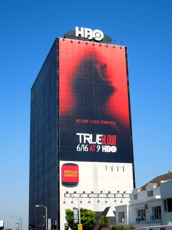 True Blood season 6 billboard