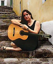 Guitarrista Ana María Hernández