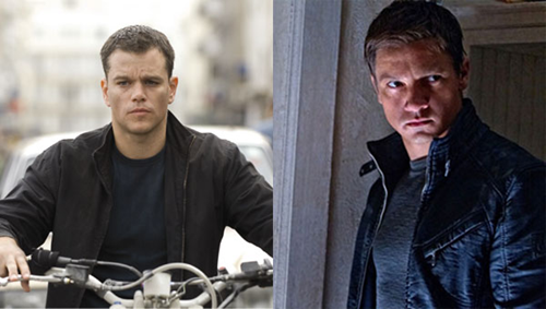 Matt Damon vs Jeremy Renner