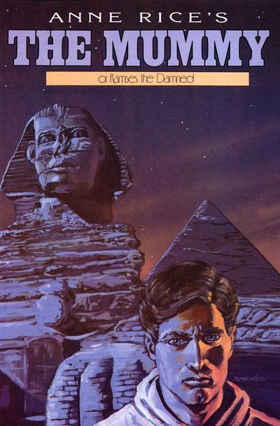 Pop Culture Shop  Anne Rice The Mummy 4 Comic Books Ramses