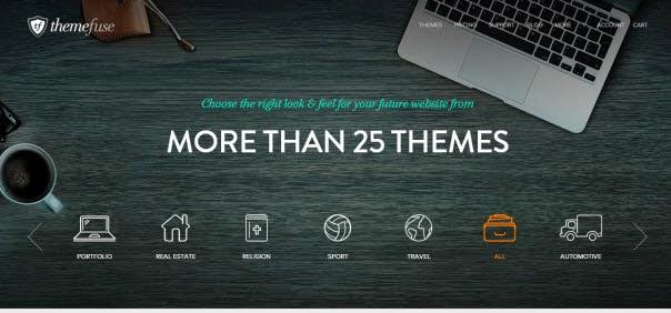 ThemeFuse Premium WordPress Theme
