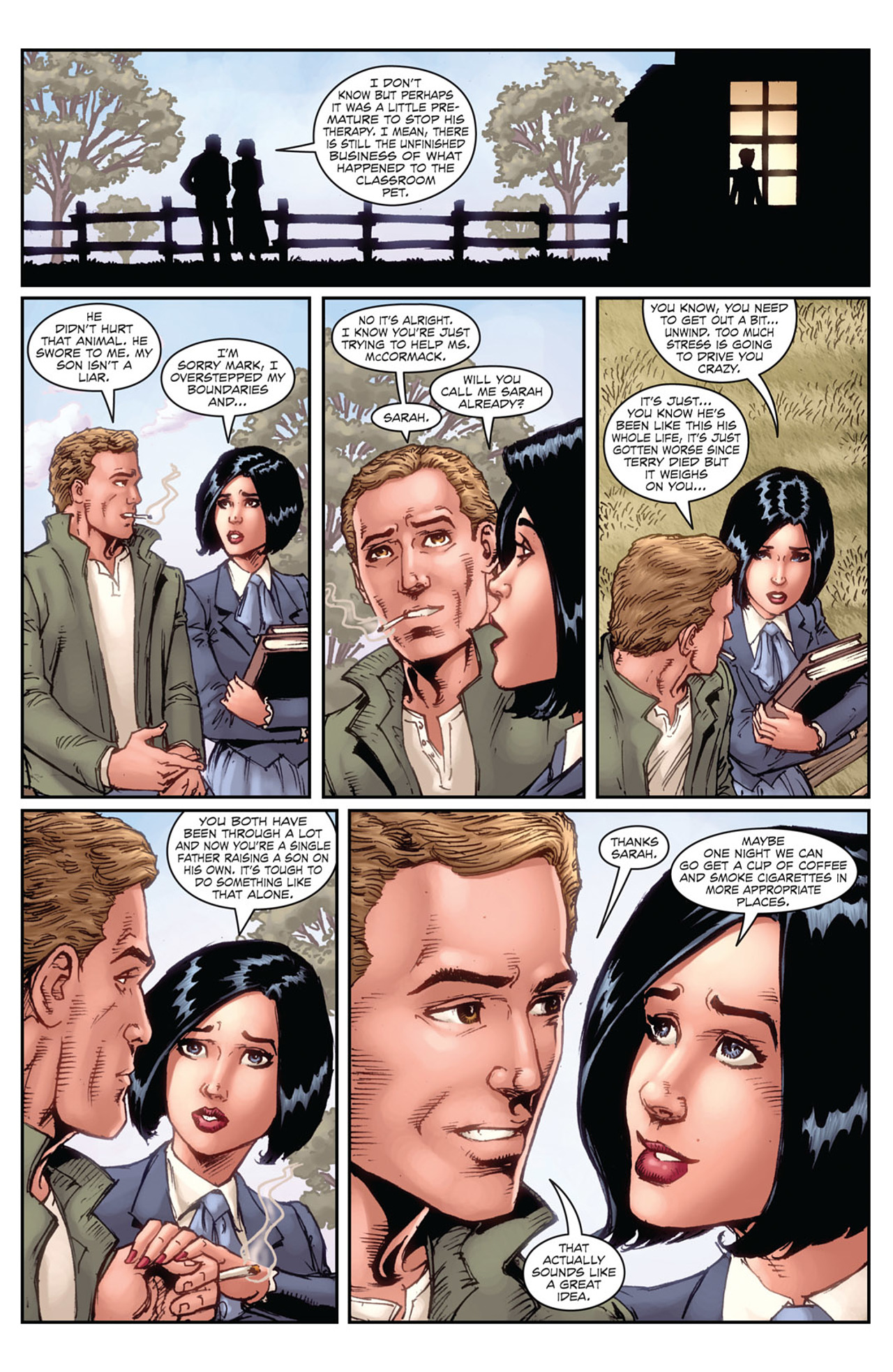 Grimm Fairy Tales (2005) Issue #31 #34 - English 7