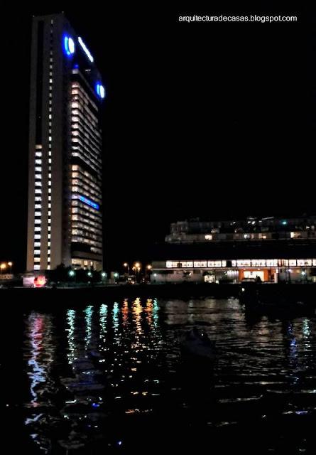Arquitectura urbana en Puerto Madero