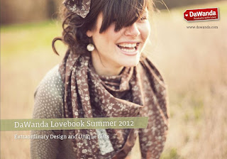 Dawanda Lovebook Summer 2012