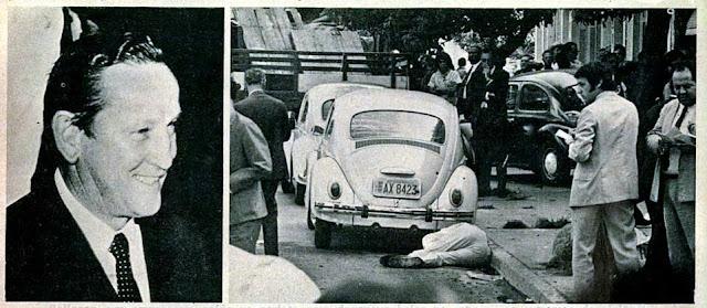 Anos 70: terrorismo em São Paulo. Ditadura militar. OBAN.