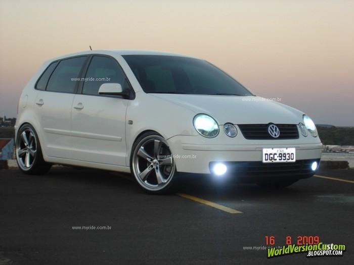 "Bmw X3 2011 Review World Automotive: Polo Rebaixado + Rodas aro 18"" e Novo Gol Rebaixado ..."