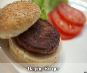 Resep dan Cara Membuat Daging Burger