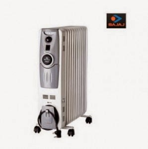 Snapdeal: Buy Bajaj 11Fin RH11 Oil Filled Radiator at Rs.6724