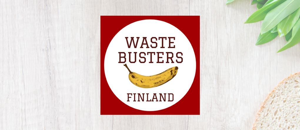 Wastebusters Finland - Kuluttajakansalaiset aktiivisina ruokahävikin vähentäjinä